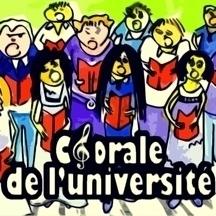 Concert de la chorale de l'Université – ACUPF